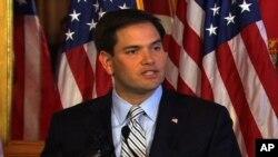 Republikanski senator Marko Rubio predlaže drugačiju strategiju borbe protiv siromaštva