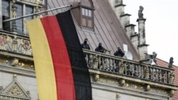 مراسم بیستمین سالگرد تجدید وحدت آلمان