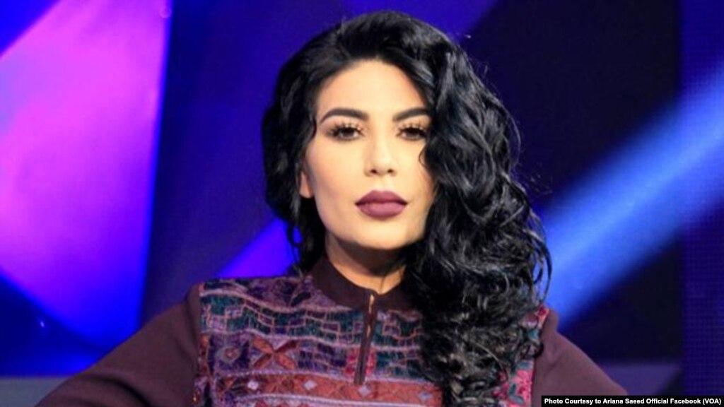 لینک کاوشگر آریانا سعید آلبوم جدید آهنگ هایش را پخش می کند