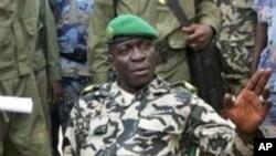 Mali coup leader, Captain Amadou Sanogo