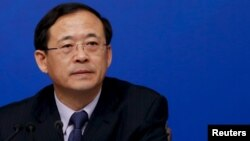 Liu Shiyu is the new chairman of the China Securities Regulatory Commission. He says his organization has no plans to put more market reforms in place after the failure of a circuit breaker system failed in January.