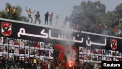 Massacre de Port Said deixou 74 mortos