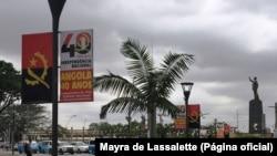Praça do Primeiro de Maio, Luanda