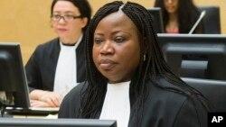 « La liste des atrocités commises est interminable. Je ne peux pas ignorer ces crimes présumés », a souligné Mme Fatou Bensouda.