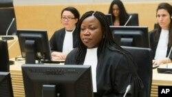 Me Mathias Morouba -membre de la coalition centrafricaine pour la CPI- joint par Nathalie Barge