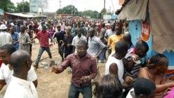 Guinée-7 ans après le 28 septembre 2009-Nouhou Baldé joint par Nathalie Barge