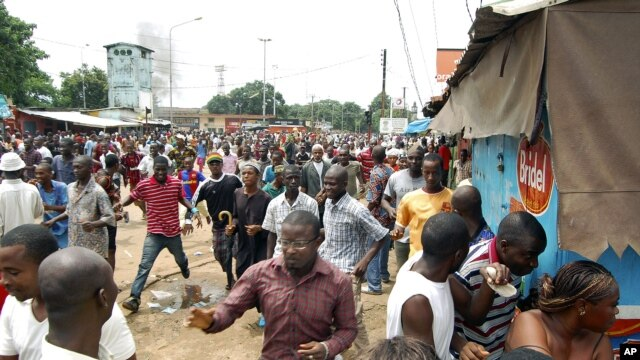 Guinea 2009 Massacre