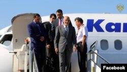 رئیس جمهور غنی صبح روز جمعه به استانبول، پایتخت ترکیه سفر کرد.
