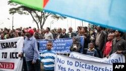 Amasinzi y'abantu basaba ko ONU ifatira Eritreya ibihano