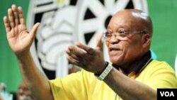 Jacob Zuma terpilih kembali sebagai ketua ANC, partai berkuasa di Afsel yang membuka jalan untuk terpilihnya kembali sebagai presiden negara itu tahun 2014