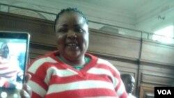 Muzvare Yvonne Musarurwa.