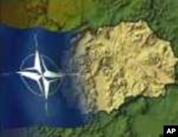 Поддршка за влез на Македонија во НАТО од унгарските Американци
