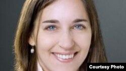 Bà Sarah Cook, chuyên gia phân tích cao cấp về lĩnh vực tự do internet và Đông Á trong tổ chức Freedom House