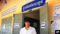 National parliamentary elections are scheduled for July 28, and Cambodia's land problems are emerging as a key issue.