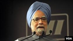 بھارتی وزیر اعظم من موہن سنگھ