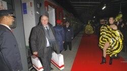 سرويس دهی قطار تاريخی و لوکس مسکو به پاريس از سر گرفته شد