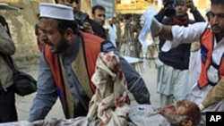 باجوڑ بم دھماکے میں دو ہلاک