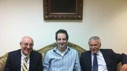 زندانیان مصری وارد سینا شدند