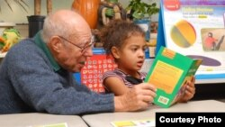 AARP Experience Corps uses older adults to work with students in low-income areas