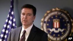 Giám đốc Cơ quan Điều tra Liên Bang Hoa Kỳ (FBI) James Comey.