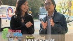Tantangan Pemuda di AS dan Dunia (Bagian 4) - Warung VOA 31 Oktober 2011