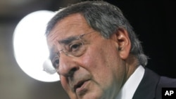 U.S. Defense Secretary Panetta (file photo)