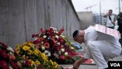 Al menos 136 personas murieron tratando de cruzarlo para escapar de la Alemania Oriental a la Occidental.