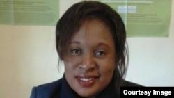 Ekenia Chifamba Director Shamwari Yemwanasikana