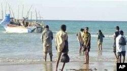 Caruur Badan oo u Tahriibtay Yemen
