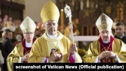 Tổng Giám mục Zalewski là tân Sứ thần Tòa thánh tại Singapore, kiêm nhiệm Việt Nam