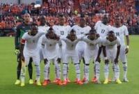 Ghana national World Cup team.