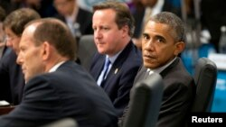 Predsednik Barak Obama na samitu G20 u Brizbejnu