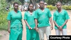Waandishi wa habari 4 wa Burundi walioachiliwa huru Alhamisi Disemba 24 na Rais Evariste Ndayishimiye.