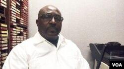 Secretário Executivo da Frente Consensual Cabindesa -o Belchior Lanso Tati