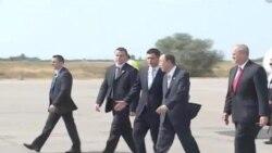 Ban Ki Moon viziton Beogradin