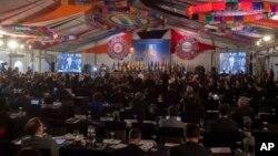 La decisión fue adoptada en la última sesión este jueves de la Asamblea General de la OEA, en Guatemala.