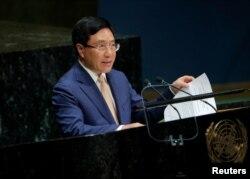 Ông Phạm Bình Minh là ứng cử viên cho chức Chủ tịch nước, nếu cơ cấu 'tứ trụ' được khôi phục