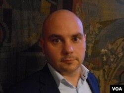 Андрей Пивоваров – координатор петербургского отделения «Открытой России»