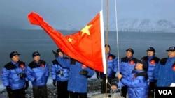 2018年1月26日,中國首次發表北極政策白皮書,聲稱依據聯合國海洋法公約中國擁有在北冰洋開採資源與航行、飛越等權利。