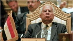 حاذم الببلاوی وزیر دارایی و معاون نخست وزیر مصر
