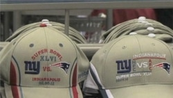 Federal Agents Battle Merchandise Counterfeiting