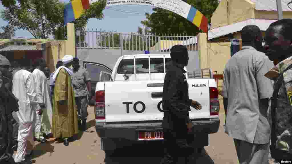 Mutane sama da dari ne suka raunata a harin da yan Boko Haram suka kai N'Djamena, Chadi