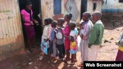 Teacher Josephine Ouma says the currency has made life easier.