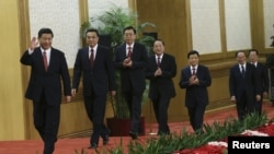 China's 18th Party Congress