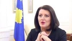 Interviste me presidenten e Kosoves Atifete Jahjaga