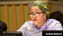 Amina Mohammed, vice-secretária-geral da ONU, revela serem necessários 392 milhões de dólares