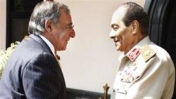 وزیر دفاع آمریکا در مصر