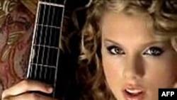 Các khuôn mặt nổi bật của nền âm nhạc Hoa Kỳ 2009