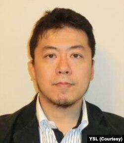 广岛大学和平研究中心教授友次晋介(照片提供: 广岛大学)