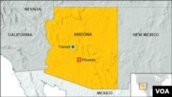 Ярнель, Аризона